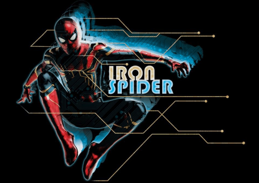 Spiderman-Avengers-Infinity-War