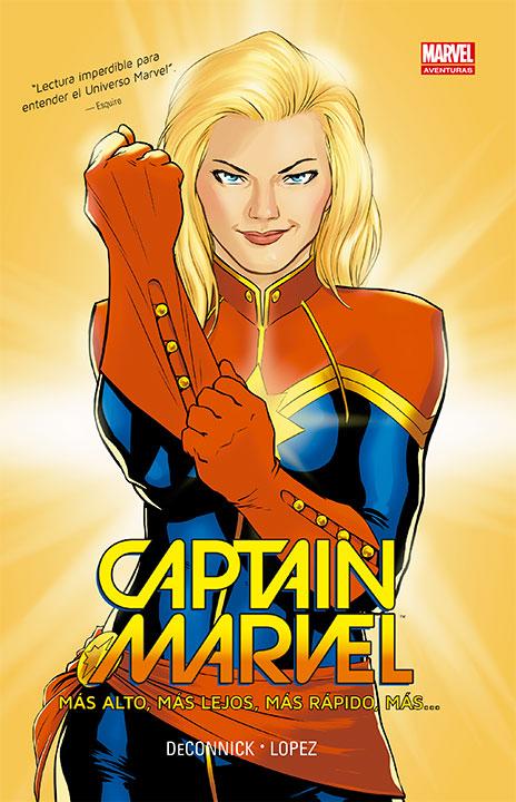 captain-marvel-mas-alto-mas-lejos-mas-rapido-mas-portada