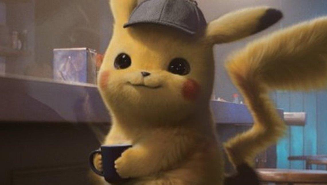 Detective Pikachu HDA 2