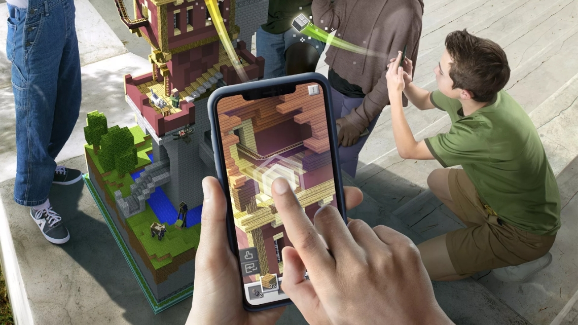 Minecraft-earth-2