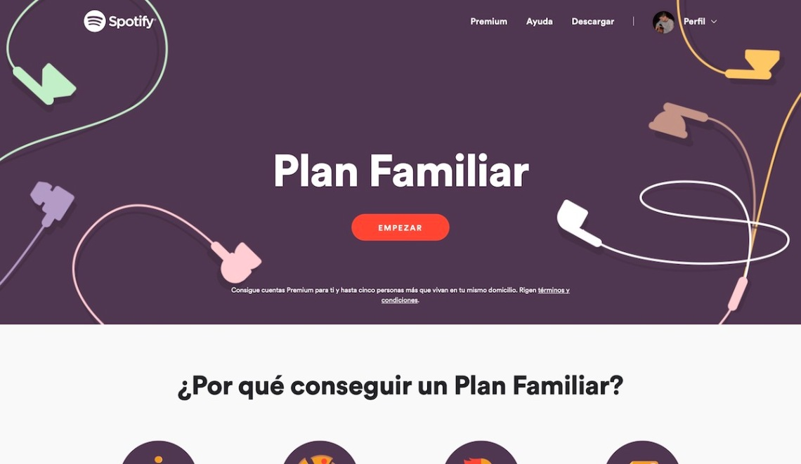 spotify-plan-familiar