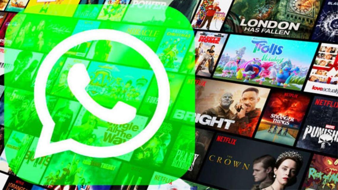 Netflix y WhatsApp Hijos de Aztlán