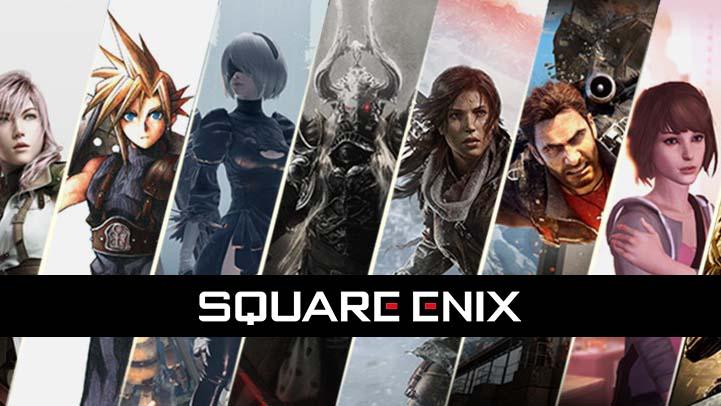 SQUARE-ENIXX